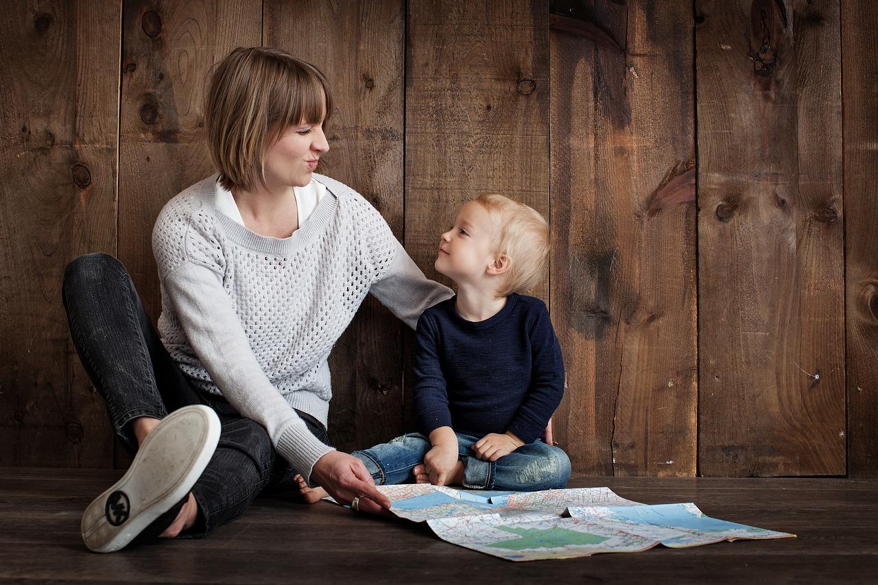 Ένας γονιός πρέπει να είναι ''ΕΔΩ'' για το παιδί του!