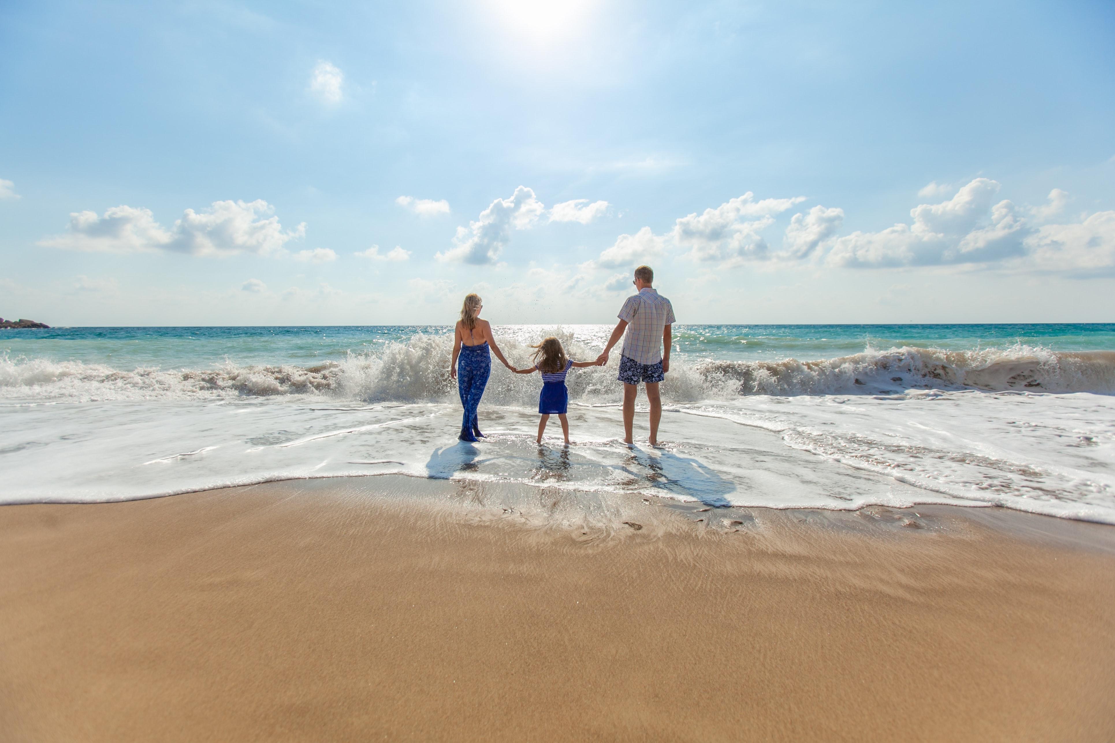 Συμβουλές για να περάσετε ξεκούραστα το καλοκαίρι με την οικογένειά σας